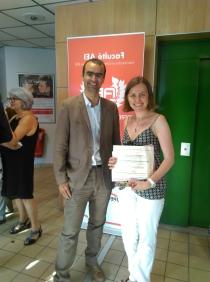 Internship Prize 2015-2016
